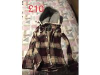 Superdry shirt jacket