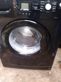 BLACK BEKO MODEL IME7227B WITH 7KG LOAD AND 1200SPIN a++CLASS FREE LOCAL DELIVERY ALLELECTRICALS
