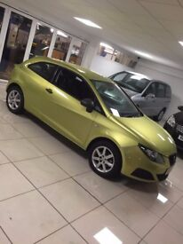 SEAT Ibiza - 1.2l Petrol-Low Mileage - Low Insurance - Immaculate Condition - Excellent Fuel Economy