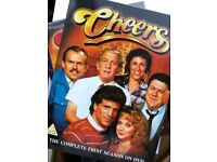 Cheers Series 1, 2 & 3 Boxsets