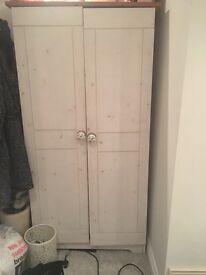 Shabby shic wardrobe