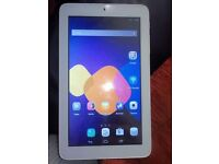 "Alcatal 7"" tablet with box"