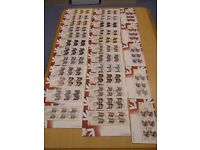 OLYMPIC FIRST DAY COVER STAMPS 2012
