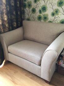 M&S Abbey Loveseat Chair
