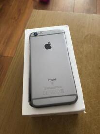 iPhone 6s 16gb Unlocked space grey