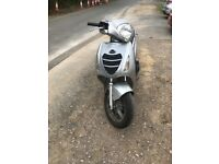 Honda ps 125cc a years mot 2 keys a logbook insta and rides swaps for another on road motorbike