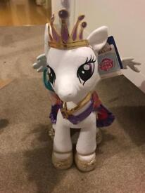 My little pony build a bear brand new
