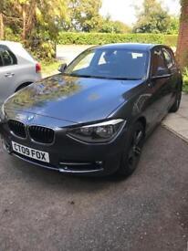 BMW 116 D - 47,000 miles - 2013