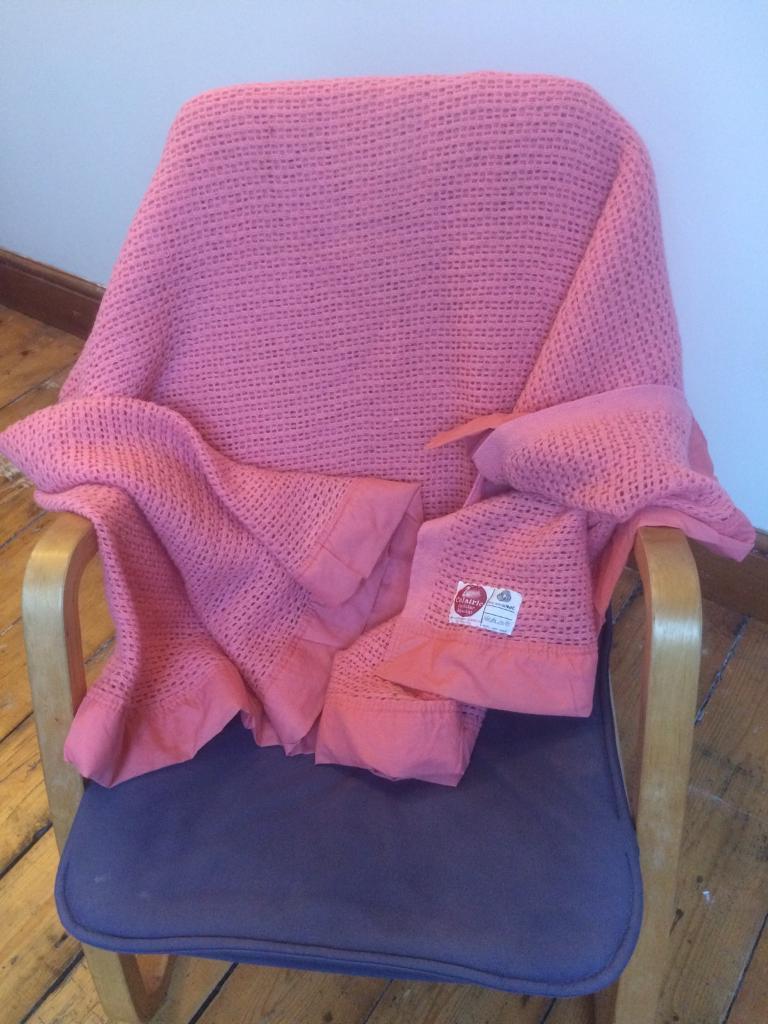 100% Woolen Celaric Blanket