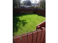 Semi detached, very spacious 3 x bedroom house with patio and garden area