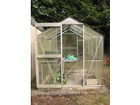GREENHOUSE for sale near Dorking/Guildford.