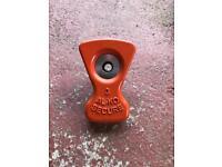 Alko Wheel lock No3