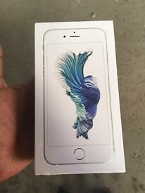 iPhone 6s 16gb SEALED/RECEIPT/UNLOCKED