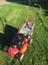 Mercury mtd petrol lawnmower