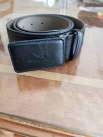 Designer Belts x 3