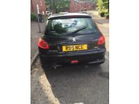 Peugeot 206 1.1L Zest 3 (Ideal First Car)