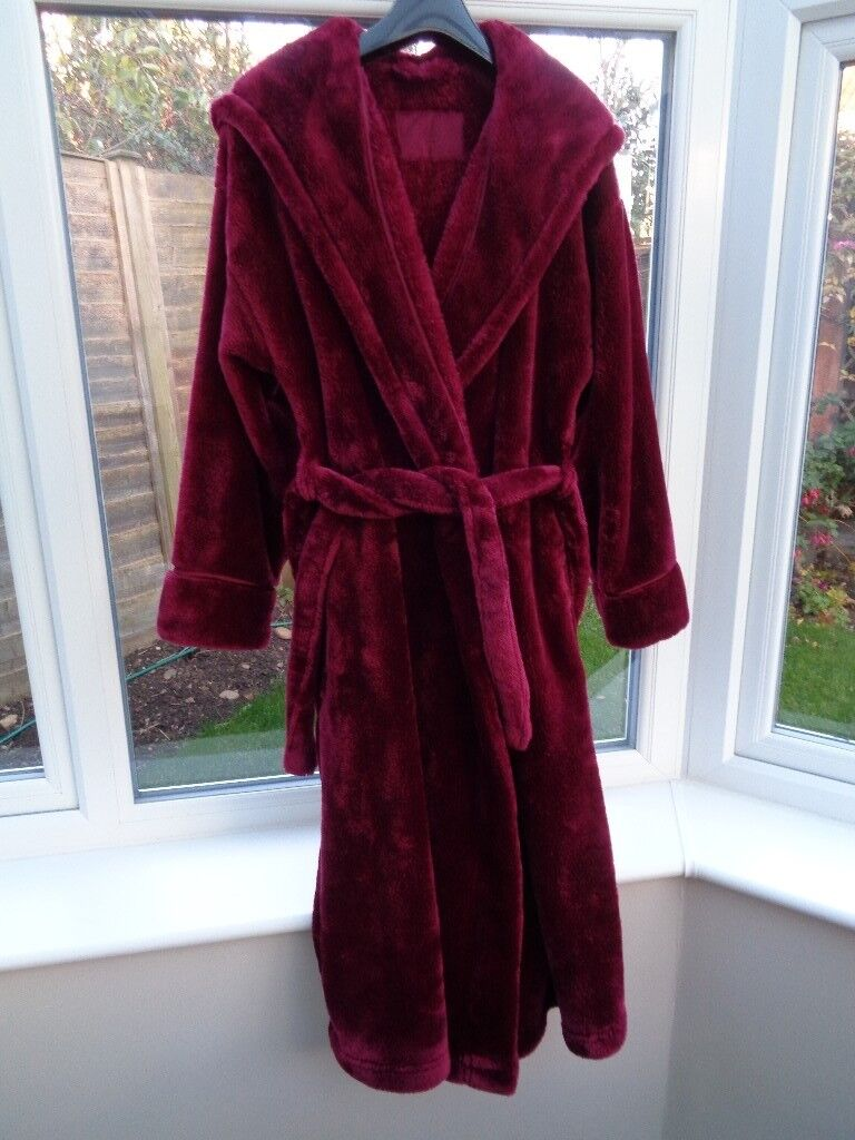 M&S ROSIE FOR AUTOGRAPH Shimmersoft™ Dressing Gown | in Ratby ...