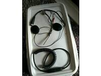 Autocom headset accessories