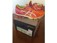 Women's asics gel trainers size 6