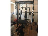 Smiths Machine/Multi Gym