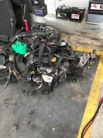 VAUXHALL CORSA 1.0 Z10XEP ENGINE&GEARBOX FOR SALE BARGAIN!!!!!!