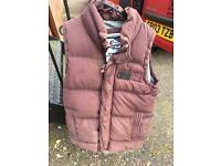 Women's Superdry Gilet Size Large
