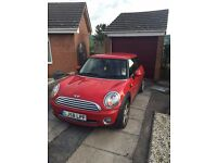 Mini Cooper Chili Pack. 1.6 Petrol. Lovely clean car. 2 careful previous owners.
