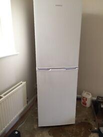 Nearly New Kenwood 50 / 50 fridge Freezer