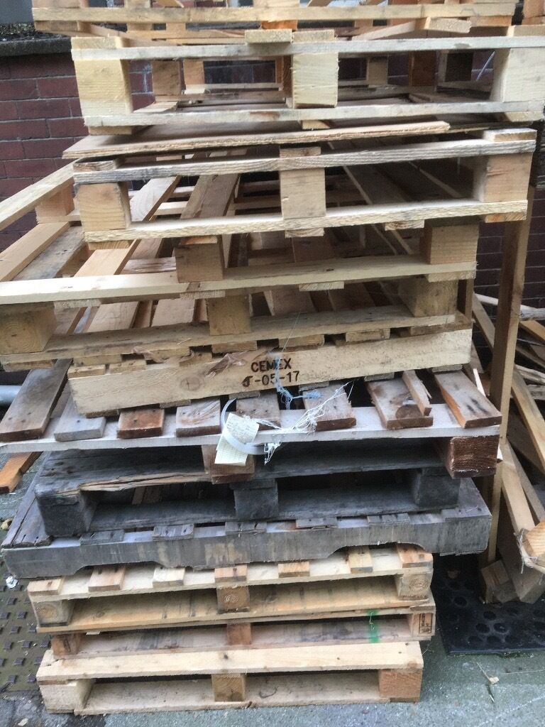 Pallets and scrap woodin Dewsbury, West YorkshireGumtree - Pallets and fire wood free to take away , please contact me direct on 07455238638n