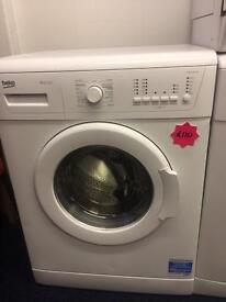 ***Beko 6kg 1100spin washing machine***Free Delivery**Fitting**Removal