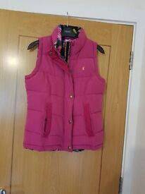Joules Gilet - only worn once