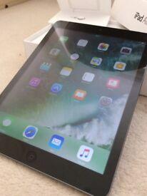 iPad Air 16gb WiFi and cellular unlocked