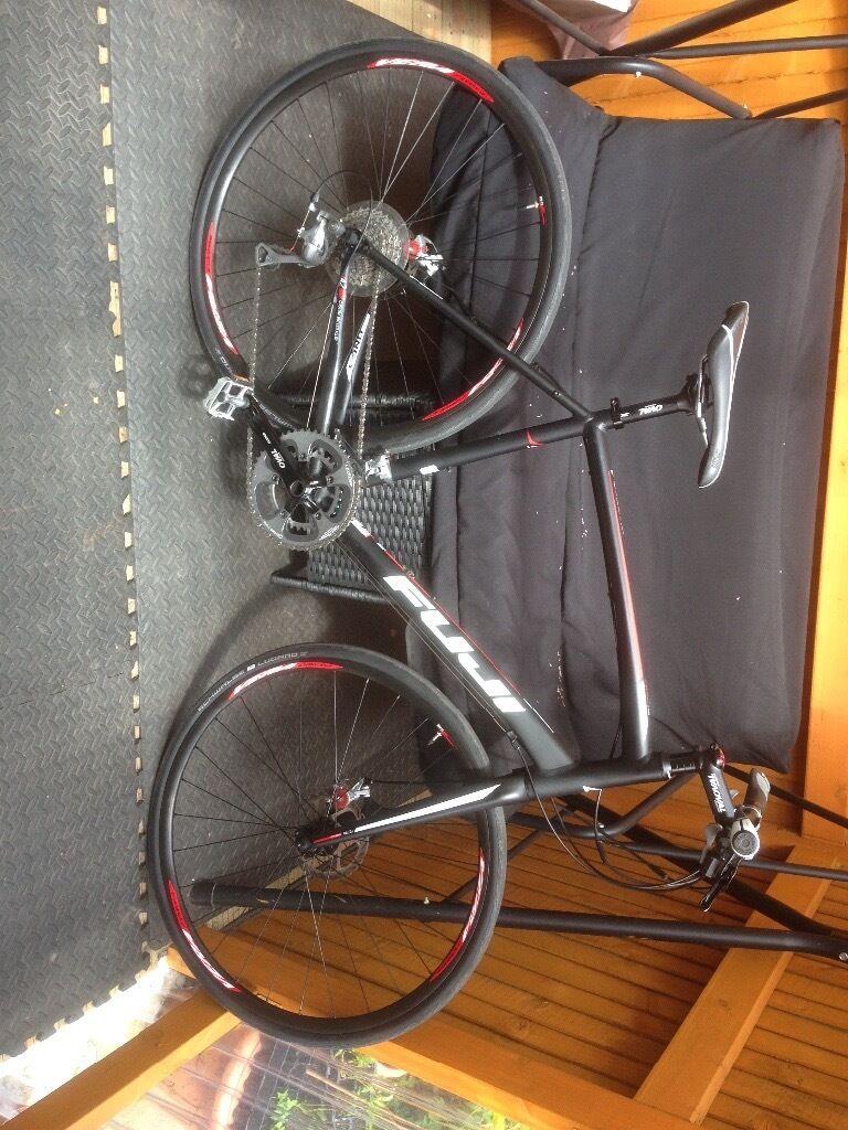 Fuji Sportif 1 3 flat bar road bike | in Leicester, Leicestershire