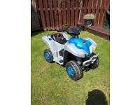Kids 6v Electric Quad Bike with charger