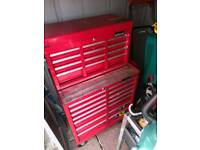 Tool chest and cart