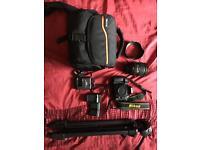 Nikon D750 + 24-120mm F4 lens (full frame)
