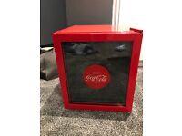 Selling a Coca Cola fridge, I'm wanting £60 Ono