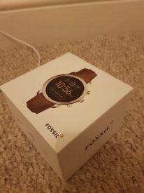 "Smartwatch ""FOSSIL """