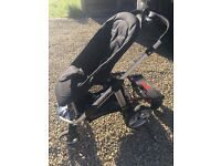 iCandy Apple 2 Pear travel system, Car Seat &buggy board