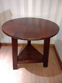 Small Kitchen / Dining Table - Solid Wood