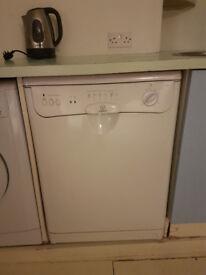 Used Indesit D63 dishwasher