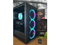 New Gaming PC RTX 2060, RYZEN 7