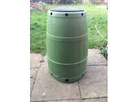 Green compost bin, Milton Keynes