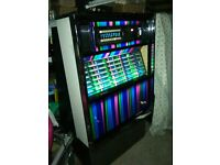 Seeburg, Magnastar SB100 jukebox / Juke Box Totally original, Super 70's (1975)