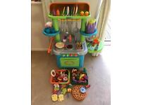ELC Toy Kitchen Fully Equiped