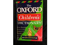 9 Oxford Children's Dictionaries