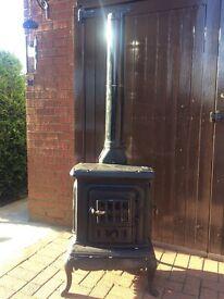 Parlor Stove, log burner/stove! Offers?