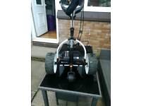 Motocaddy s7 remote trolley