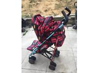 cosatto hussle bussle bus stroller