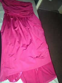 Bridesmaid dress size 14